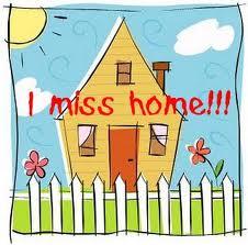 i miss home