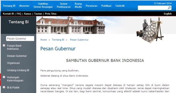 Website BI