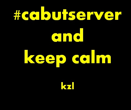 cabut server